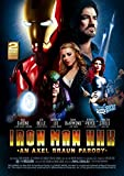 Iron Man XXX Parody - An Axel Braun Parody (Pink'o) by Lexington Steele