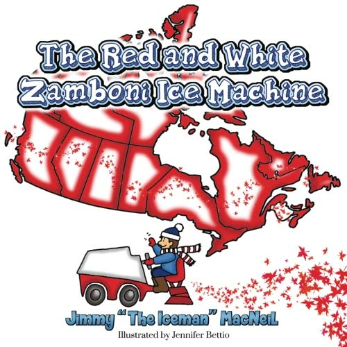 The Red and White Zamboni Ice Machine for sale  Delivered anywhere in USA