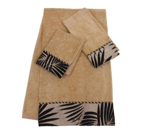 Sherry Kline Biscayne Bay 3-piece Embellished Towel Set by Sherry Kline Decorative Towel