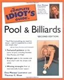 Pool and Billiards - Complete Idiot's Guide, Ewa Mataya Laurance and Thomas C. Shaw, 1592572871