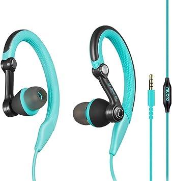 OVER EAR CLIP HEADPHONE HOOK SPORTS GYM JOGGING RUNNING EARPHONE
