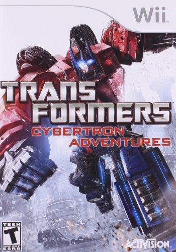 Transformers: Cybertron Adventures - Nintendo Wii (Adventure Action Games Wii)