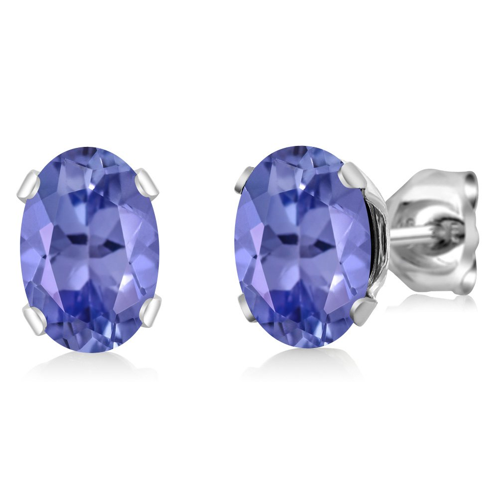 pendant silver stud jewelry natural set tanzanite real earring sets ring from gems item in sterling