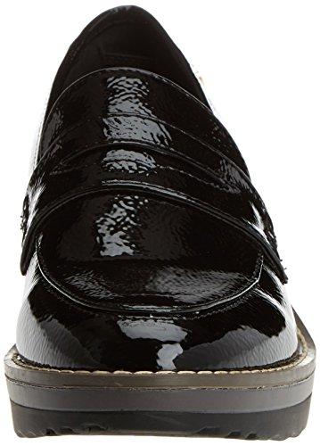 XTI Damen 047285 Halbschuhe Black (Schwarz)