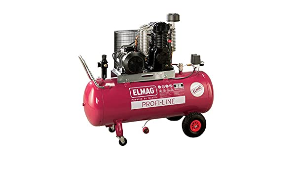 Elmag - Profi-line Euro cool PL 840/10/270 D - compresor de aire: Amazon.es: Bricolaje y herramientas