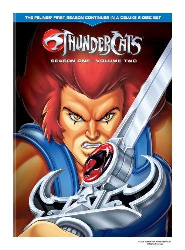 Thundercats - Season One, Volume Two (Cartoon Network Fridays)