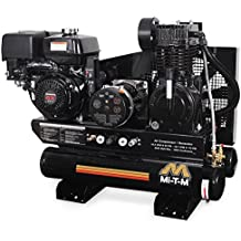 Mi-T-M AG2-SH13-08M1 Air Compressor, 2-Stage Combination, 8 gal