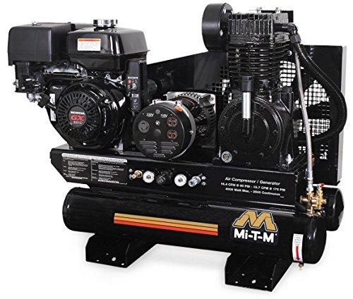 Mi T M Corp AG2-SH13-08M1 Air Compressor, 2-Stage Combina...