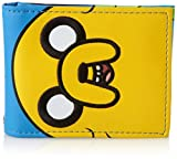 Adventure Time Finn And Jake Sides Official New Bi Fold Wallet