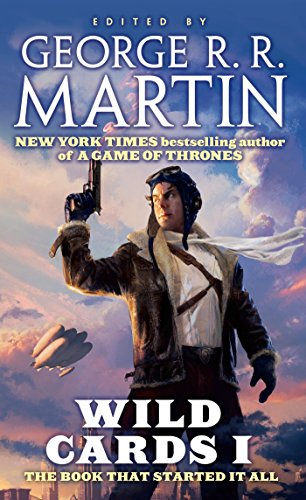 Save $6 today only on the first volume of George R. R. Martin's Wild cards shared-world series! Wild Cards I: Expanded Edition by George R. R. Martin!