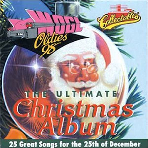 Wogl Christmas Music 2020 VARIOUS ARTISTS   Wogl Oldies 98 The Ultimate Christmas Album