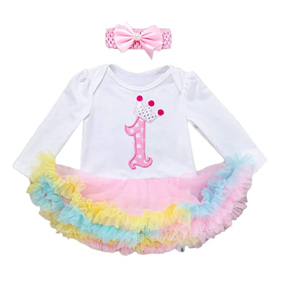 FAMILIZO Camiseta Bebe Recién Nacidos Bebé Niñas De 1Er ...