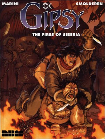Gipsy: The Fires of Siberia (Vol 2) pdf epub