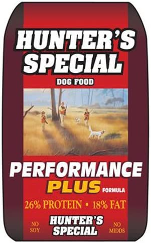 Triumph Pet – Sportsmans 486070 Hunters Special Performance Plus Dog Food, 50 Lb