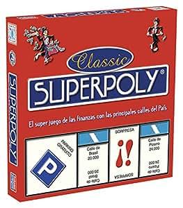 Falomir 646375 - Juego Superpoly