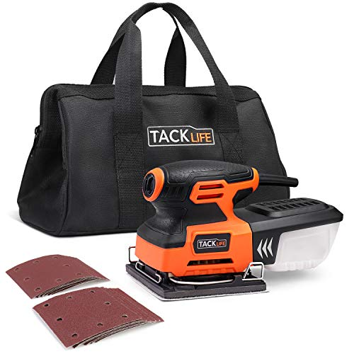 TACKLIFE 1/4 Sheet Sander