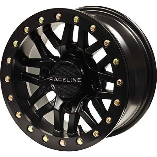 Raceline Black 15x7, 4/156, 5+2 Raceline Ryno Beadlock for sale  Delivered anywhere in USA