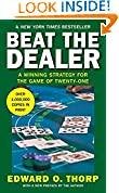 #7: Beat the Dealer: A Winning Strategy for the Game of Twenty-One
