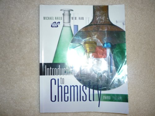 Introduction to Chemistry, 3rd Edition (Columbus State Community College)