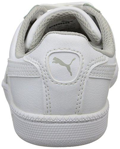 Puma Smash Fun L - Zapatillas de deporte Niños Blanco - blanco (White)