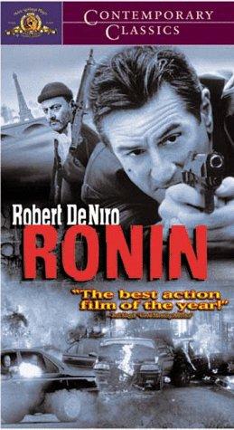 Robert De Niro Costume (Ronin [VHS])