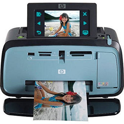 HP Photosmart A626 Compact Photo Printer (Q8541A#ABA) by HP