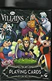 Book cover from Disney Villains Deck of Playing Cards by Serena Valentino