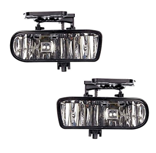 01 gmc yukon fog lights - 8