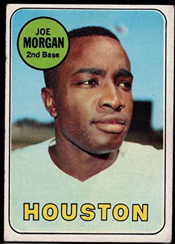 Baseball MLB 1969 Topps #35 Joe Morgan Astros ()