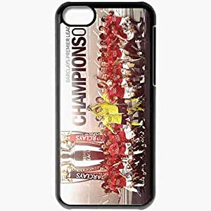 XiFu*MeiPersonalized iphone 6 4.7 inch Cell phone Case/Cover Skin Manutd Manchester United Football BlackXiFu*Mei