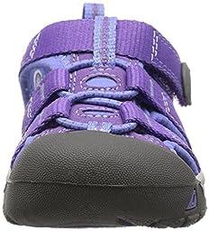 KEEN Newport H2 Sandal (Toddler/Little Kid/Big Kid), Purple Heart/Periwinkle, 10 M US Toddler