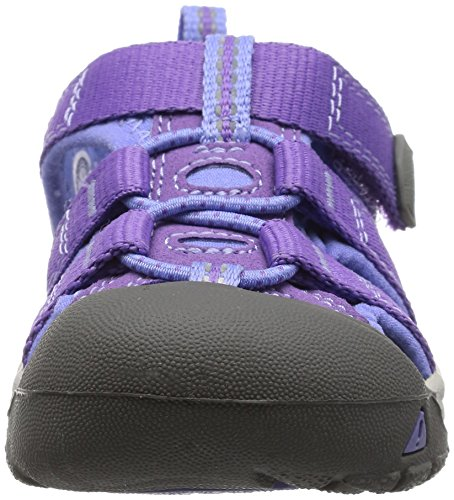 KEEN Toddler (1-4 Years) Newport H2 Purple Heart/Periwinkle Sandal - 11 Toddler US Toddler