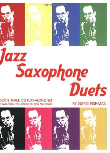 Jazz Saxophone Duets - Duets Jazz Book