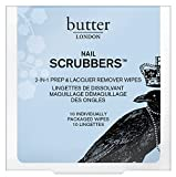 nail polish remover wipes - butter LONDON Nail Scrubbers