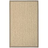 "Nourison Ck207 Kerala (CKS01) Nature Rectangle Area Rug, 1-Feet 9-Inches by 2-Feet 10-Inches (1'9″ x 2'10"") For Sale"