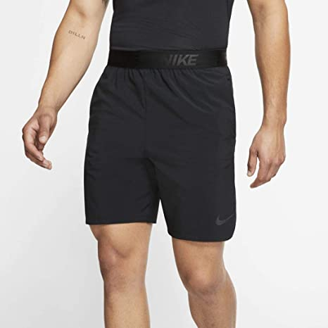 Oficiales ciervo riesgo  Nike M NK FLX Short Vent MAX 2.0 Men's Training Shorts Atmosphere  Grey/Black M: Amazon.in: Sports, Fitness & Outdoors