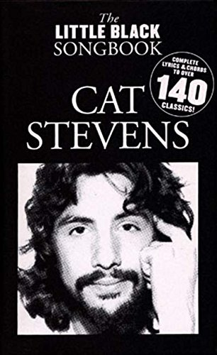 Cat Stevens - The Little Black Songbook: Lyrics/Chord Symbols