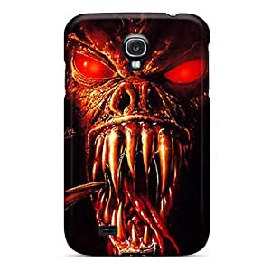 HugeOfficial Perfect Tpu Case For Galaxy S4/ Anti-scratch Protector Case (monster)