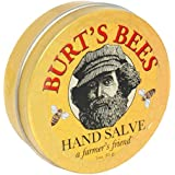 Burt's Bees Farmer's Friend Hand Salve, 3-Ounce Tin  (Pack of 3)