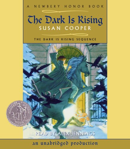 The Dark Is Rising Sequence, Book Two: The Dark Is Rising by Listening Library (Audio)