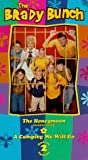 The Brady Bunch - The Honeymoon / A Camping We Will Go [VHS]