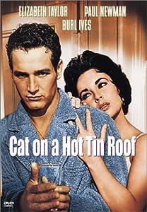 Amazon Com Cat On A Hot Tin Roof Elizabeth Taylor Paul