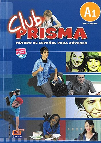 Club Prisma A1 - Libro de alumno + CD