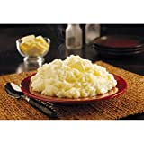 Idahoan Naturally Low Sodium Mashed Potatoes, 39 Pound -- 1 each.
