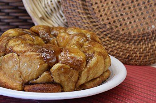 The Prepared Pantry 4-Pack Sticky Bun Donut Monkey Bread Mix (120 - Buns Bakery Sticky
