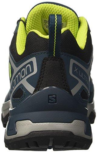 Green 3 Da X Nero Lime Blu Scarpe Uomo Nere Ultra Riflettente Salomon stagno Arrampicata Mallard wxq6Xg5t