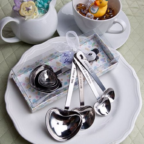 Baby Themed Measuring Spoons package 36