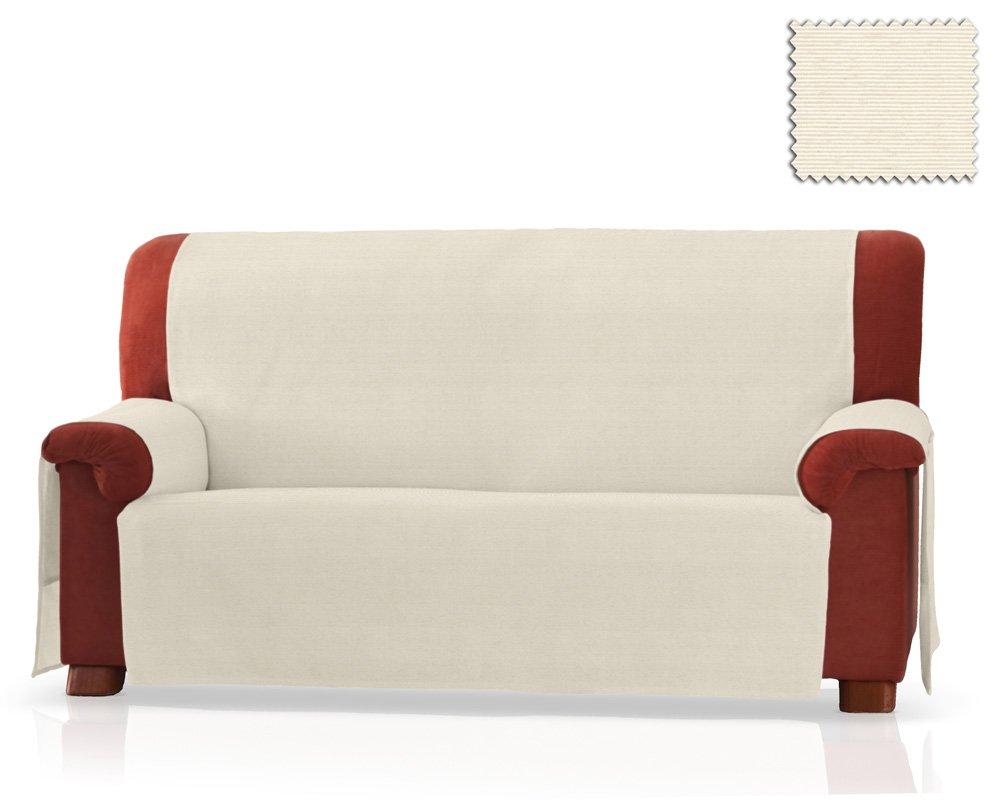 JM Textil Cubre sofá Biggie Tamaño 3 plazas (150 Cm.), Color 01