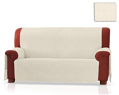 JM Textil Cubre sofá Biggie Tamaño 2 plazas (110 Cm.), Color 01
