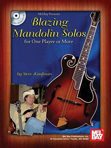 Mel Bay Blazing Mandolin Solos